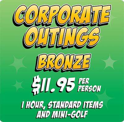 Corporate Outing - Bronze Package
